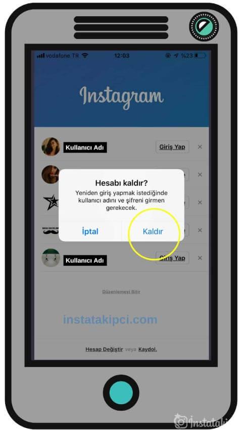 Instagram Çoklu Hesap Kaldırılmıyor Sorunu mu Yaşıyorsunuz Makalemizin Sonunda Resimli Anlatım İle Çözümü