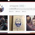 Instagram hesabı kızdırdı