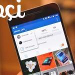 Instagram kullanım oranları