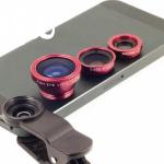 Akıllı telefonlarda lens