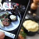 Instagram yemek fotoğrafları