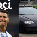 Ronaldo Kendisine Aldığı Hediyeyi Instagram'dan Paylaştı