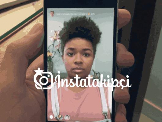 Instagram Canlı Yayın özelliği