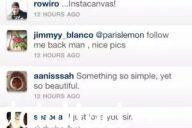 Instagram Yoruma Kişi Etiketlemek