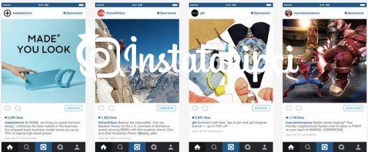 Instagram reklam verme