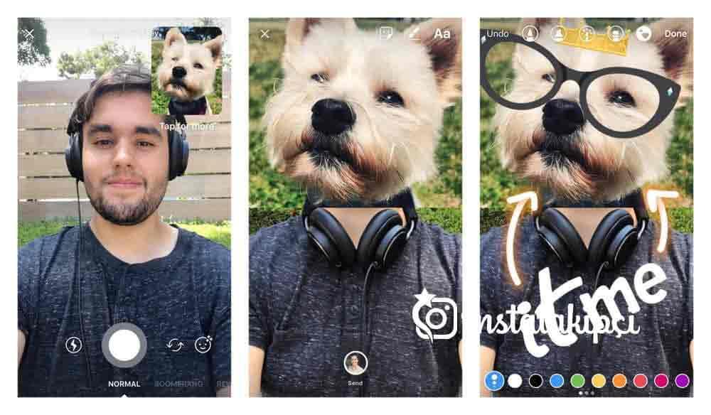 Instagram Direkt Mesaj