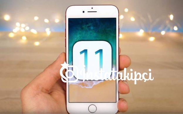 iOS 11.0.3 Instagram