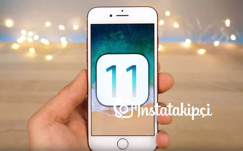 iOS 11.0.3 Instagram