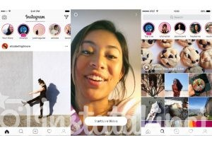 instagram goruntulu arama