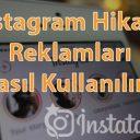 Instagram'da Hikaye Reklamı Verme