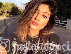instagram unluleri Kylie Jenner
