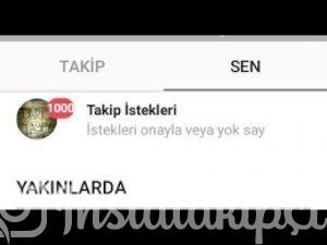 instagram eski takip istekleri