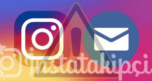 instagram e-posta hatasi