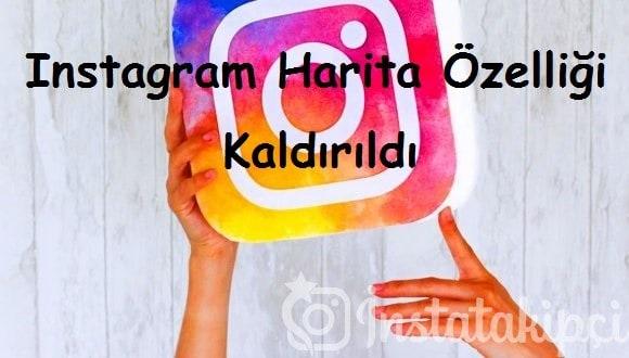 Instagram Harita Özelliği Kaldırıldı