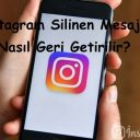 Instagram Silinen Mesajlar ve Fotoğrafları Geri Getirme