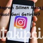 Instagram Silinen Mesajlar Nasıl Geri Getirilir?