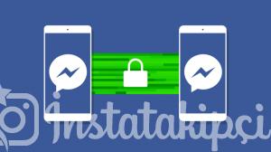facebook messenger güveli mi