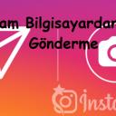 Instagram Bilgisayardan Mesaj Gönderme