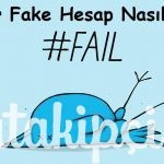 Twitter Fake Hesap Nasıl Açılır?