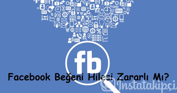 Facebook Instagram Twitter Youtube Beğeni Hilesi Zararlı Mı?