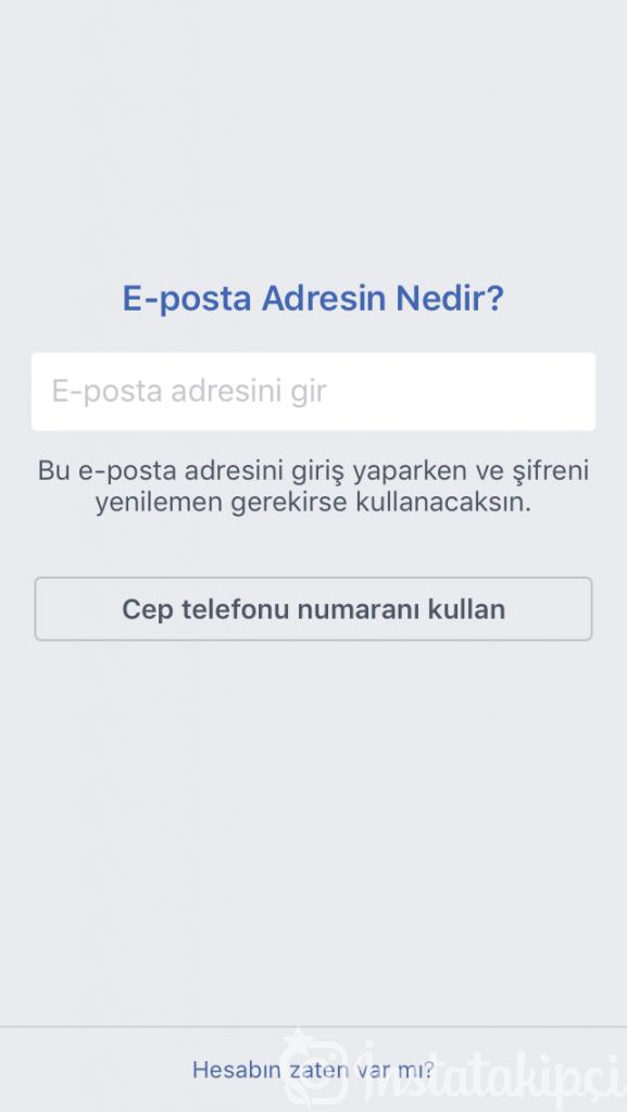 facebook kayit olma hesap acma resimli anlatim guncel