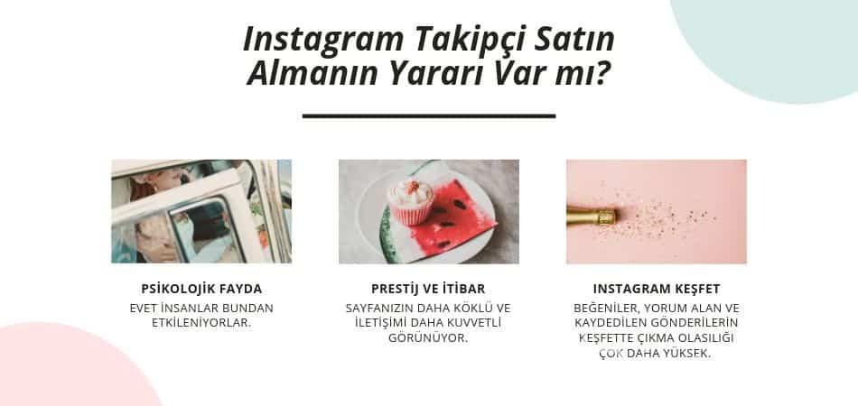 Instagram Takipçi Satın Almanın Yararı Var mı?