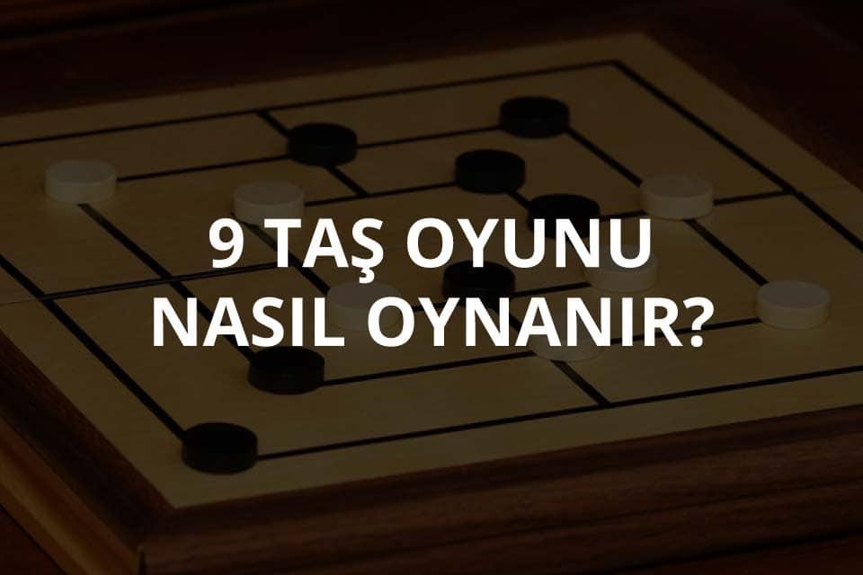 9 Taş Oyunu