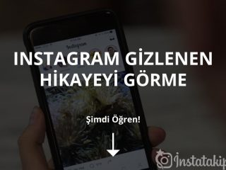 Instagram Gizli Hikaye Nasıl Görülür?