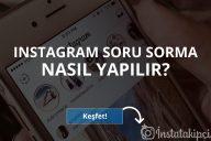 Instagram Soru Sorma Nasıl Yapılır?