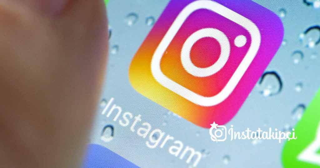 Instagram'ın Telefonda Kapladığı Alanı Görme