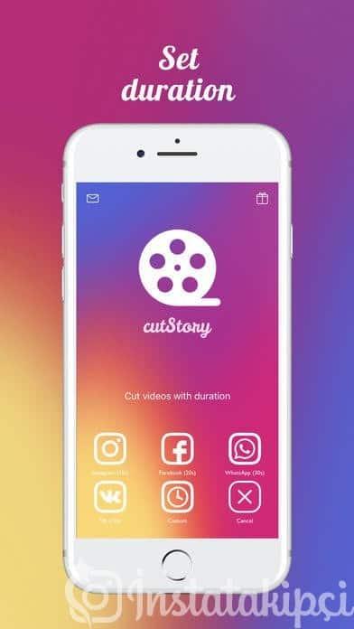 Uzun Videoları Instagram Hikayeler