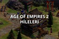 Age of Empires 2 Hileleri