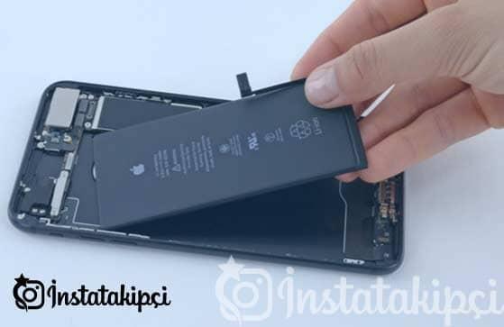batarya değişimi