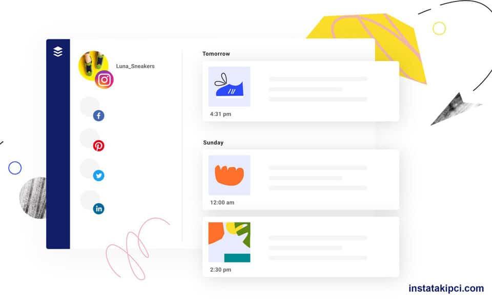 buffer sosyal medya yönetim aracı