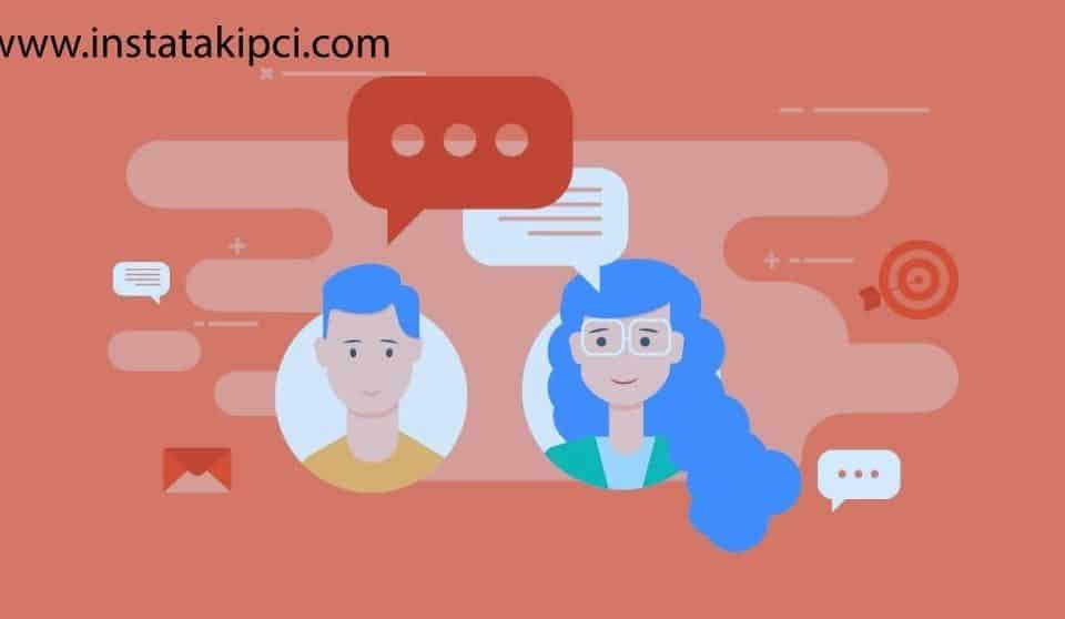 sohbet pazarlaması