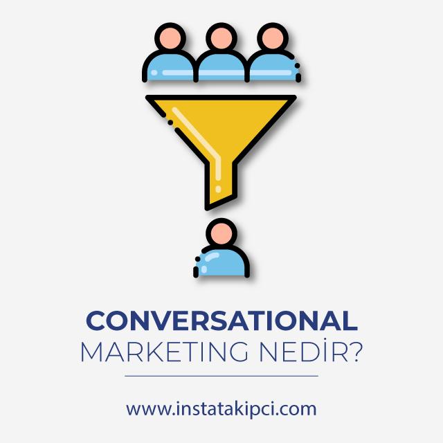 conversational marketing nedir
