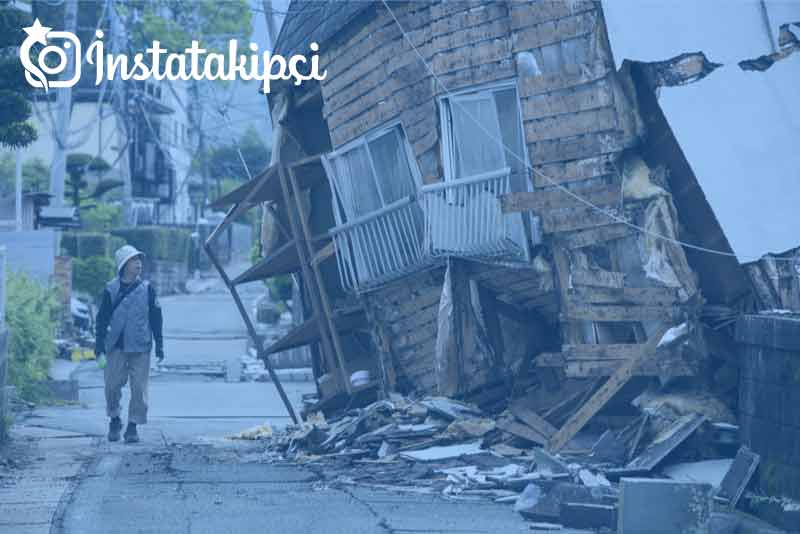 deprem nedir
