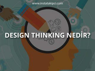 Design Thinking Nedir?