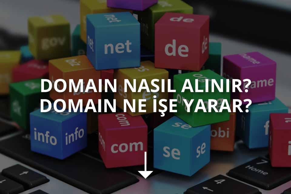 Domain Nasıl Satın Alınır?