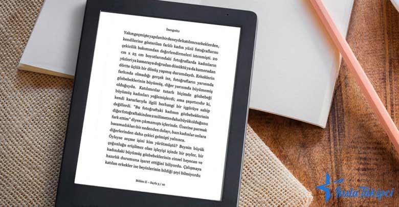 e-kitap ile internetten para kazanma