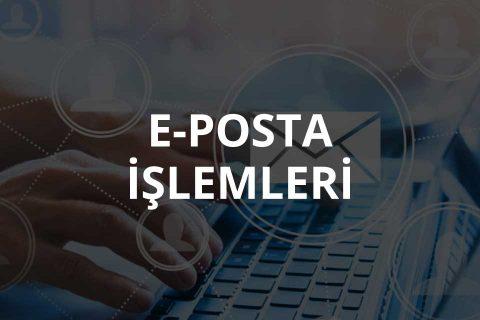 E-Posta Nasıl Açılır?