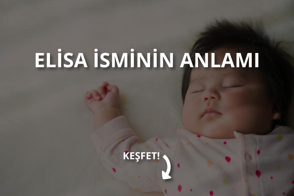 Elisa İsminin Anlamı