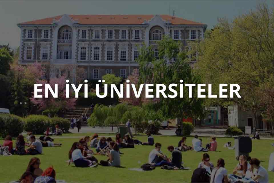 En İyi Üniversiteler