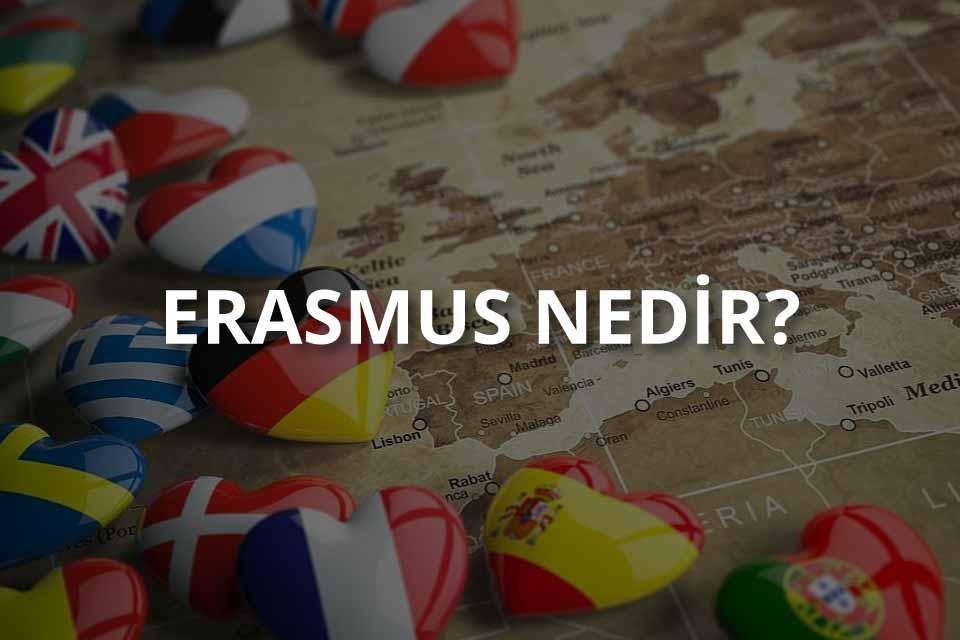 Erasmus Nedir?