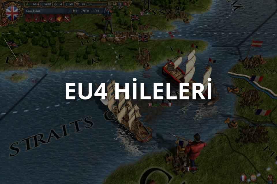 EU4 Hileleri