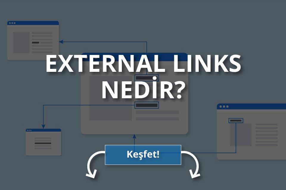 External Links (Dış Link) Nedir?