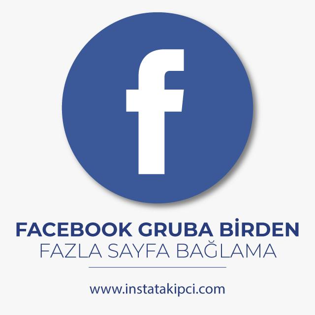 facebook gruba sayfa bağlama