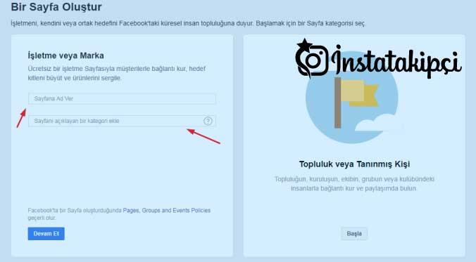 facebook işletme hesabı