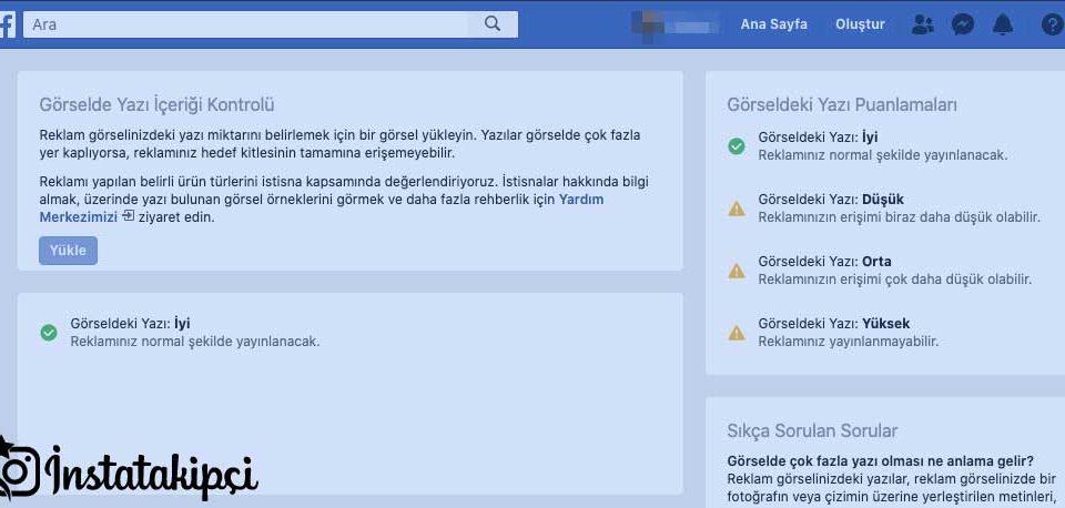 facebook yazı bindirmesi aracı