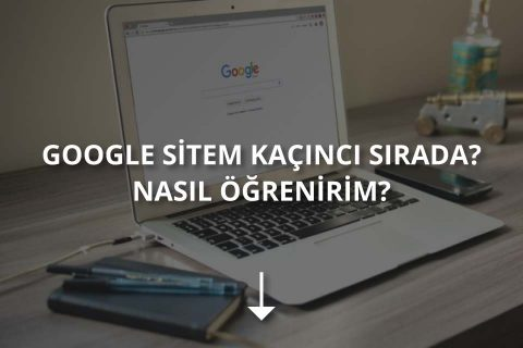 Google Sıra Bulucu